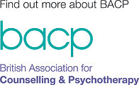 About Counselling . bacp logo